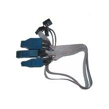 Beste Qualität Volle Set Eeprom Clip Pomona Soic Clip 5208 dip 8 pin und 5250 soic 8 pin mit 5251 soic 14 pin