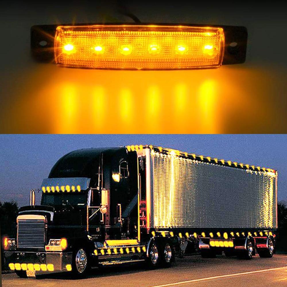 EAFC Автомобильный светодиодный фонарь для заднего хода, задний сигнальный светильник для грузовика, прицепа, грузовика, предупреждающий противотуманный стояночный светильник 12 в 24 В