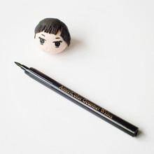 Gıda Boyama Kalem Fondan Kek Çerez Aracı Çizim Için Americolor Çok Renkli Kek Dekorasyon Araçları Pişirme Dekorasyon Kalemler