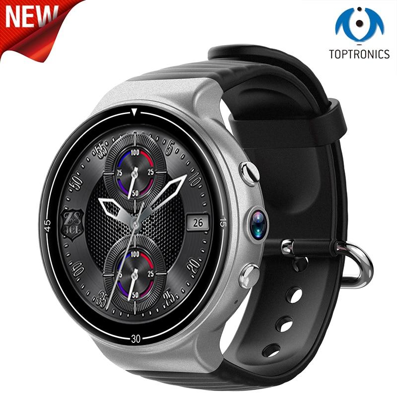 "Smartwatch 4G con GPS, WIFI, Bluetooth, pantalla de 1,39 ""400*400 AMOLED, Monitor de ritmo cardíaco, compatible con Google Maps voice"