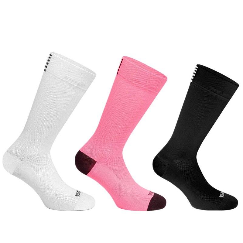 Calcetines Ciclismo профессиональные спортивные носки для велоспорта для мужчин и женщин, дышащие носки для шоссейного велосипеда, спортивные носки для спорта на открытом воздухе