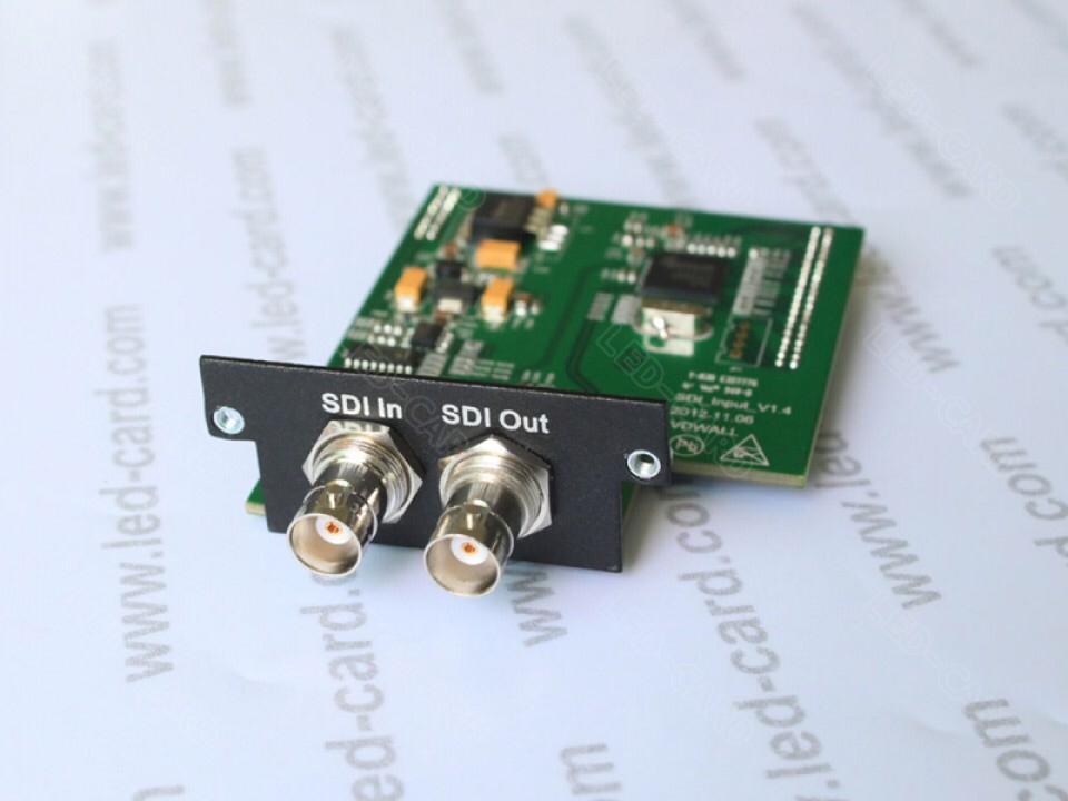 VDWALL-Módulo SDI, para el procesador de vídeo lvp605, lvp615, entrada SDI, reproducción...