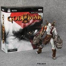 NECA dieu de la guerre 3 fantôme de sparte Kratos PVC figurine à collectionner modèle jouet 22 cm