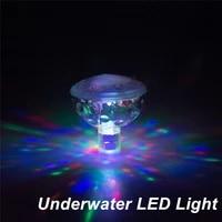 pool light floating underwater led disco light toilet night light glow show swimming pool hot tub spa lamp lumiere disco piscine