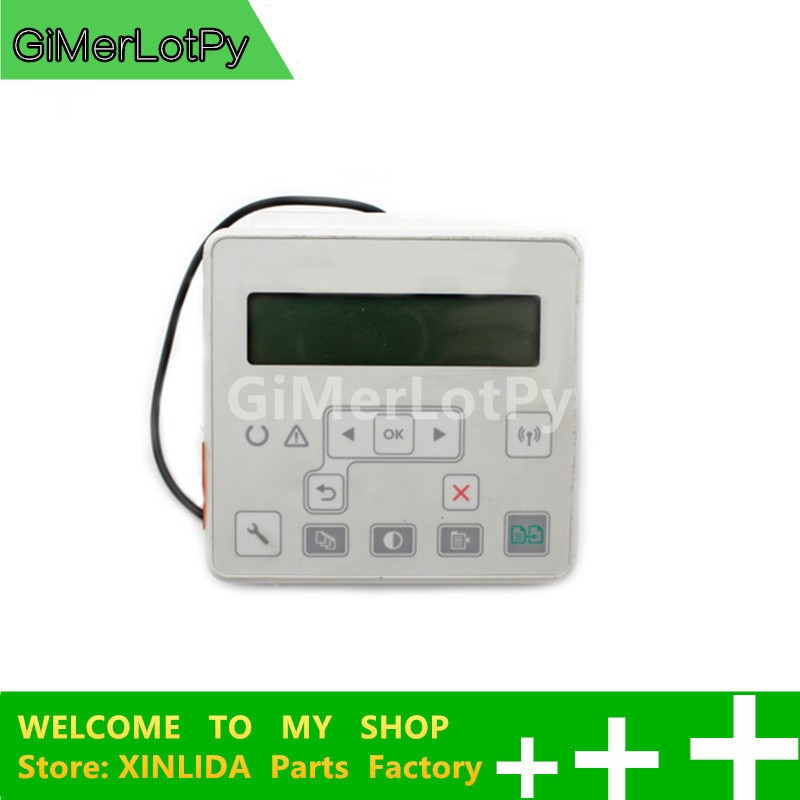Control Board for Laserjet M130NW M132NW Printer Parts 130 132 Control Panel G5Q58-60101 недорого