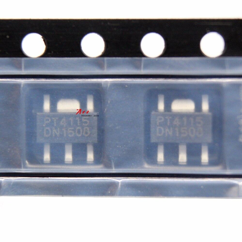 10 шт. PT4115 PT4115-89E SOT89 Привод IC /Buck конвертер/драйвер постоянного тока