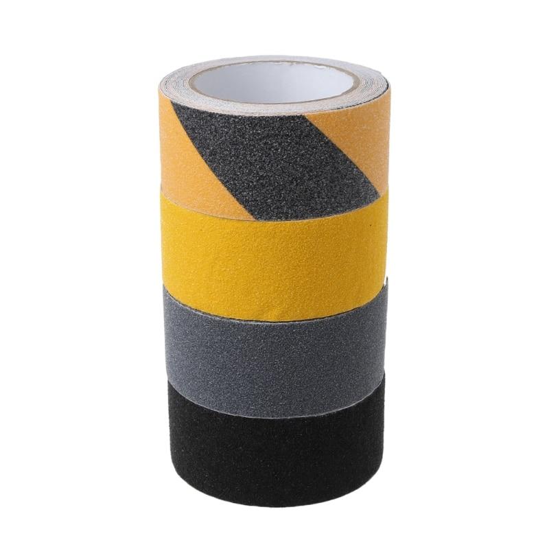 5CM x 5M Floor Safety Non Skid Tape Roll Anti Slip Adhesive Stickers High Grip