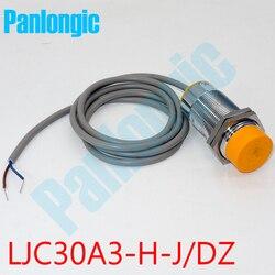 Panlongic Alta Qualidade LJC30A3-HJ/DZ M30 Sensor de Capacitância Proximidade Mudar AC 90-250 V 2-wire NC Normalmente Perto frete Grátis