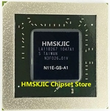 100% test zeer goed product N11E-GS-A1 N11E GS A1 reball BGA chipset