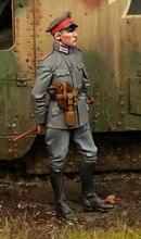 [Tuskmodel] 1 35 skala harz modell zahlen kit WW1 Deutsch Tank crewman t1115