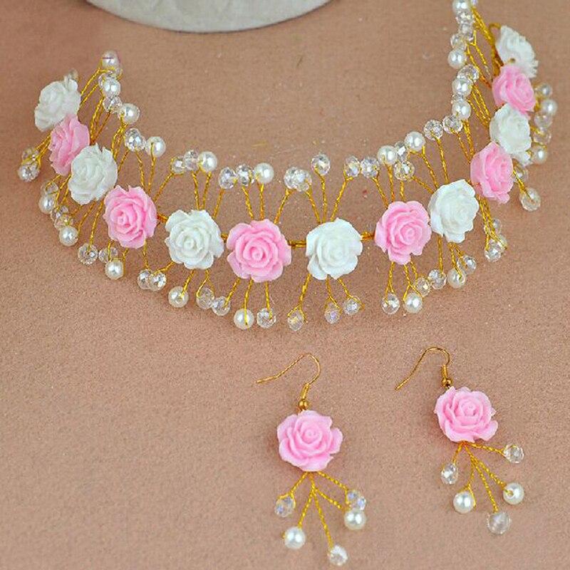 Diadema con flores de cristal para mujer, Tiara y coronas para boda,...