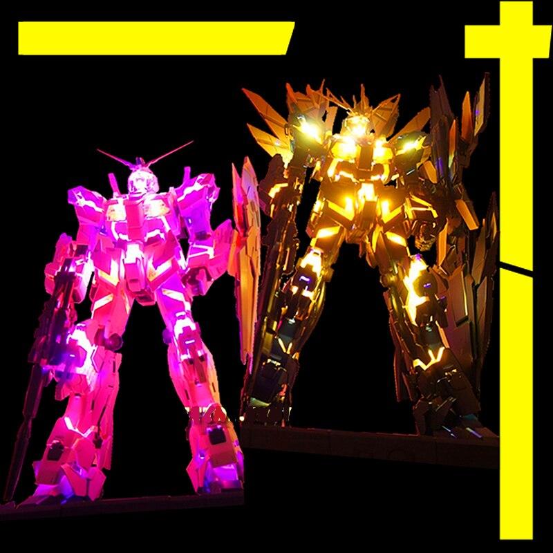 Daban UV LED блок для Daban/Bandai PG RX-0 Единорог/BANSHEE/PHENEX Gundam
