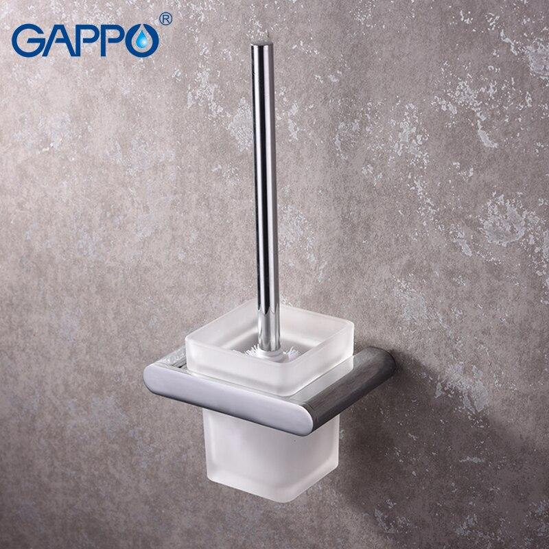 GAPPO-حامل فرش الحمام, حامل فرش المرحاض مثبت على الحائط لتخزين ملحقات الحمام