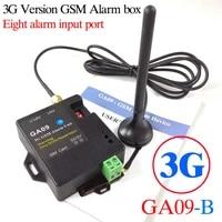 Systeme dalarme de securite domestique intelligent 3G  GSM  numerotation automatique  appel SMS  activation et desactivation a distance