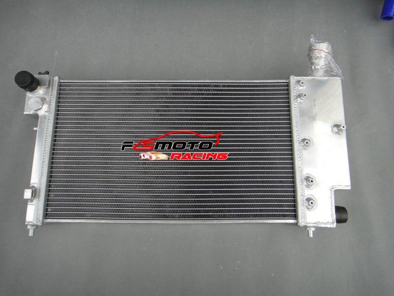 50 مللي متر مشعاع ألومنيوم ل 1991-2001 91 1992 1993 1994 1995 بيجو 106 GTI و رالي//سيتروين ساكسو/VTR