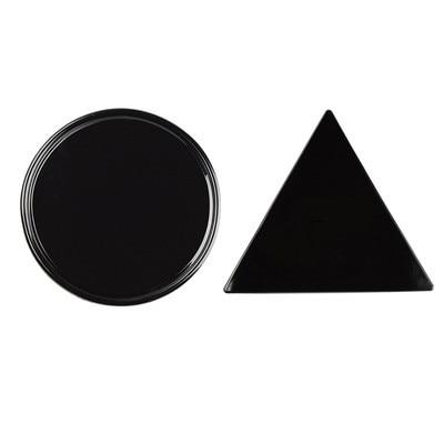 Magical Sticky Gel Pad Tablet Phone Bracket Wall Sticker Rround Anti-slip Mat Anti Slip Mat Car Mobile Phone Holder