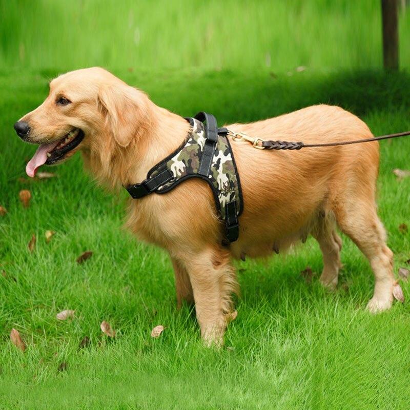 Жилет для собаки с лямкой на шее, регулируемый тканевый мягкий жилет для собаки, для тренировок, прогулок, LBShipping