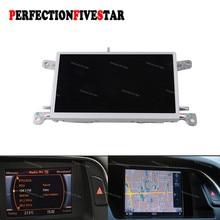 "8T0919603G E F dla Audi A4 B8 A5 Q5 2010 2012 2015 MMI multimedia wyświetlacz 6.5 ""ekran LCD nawigacja GPS Monitor 8T0 919 603 E"