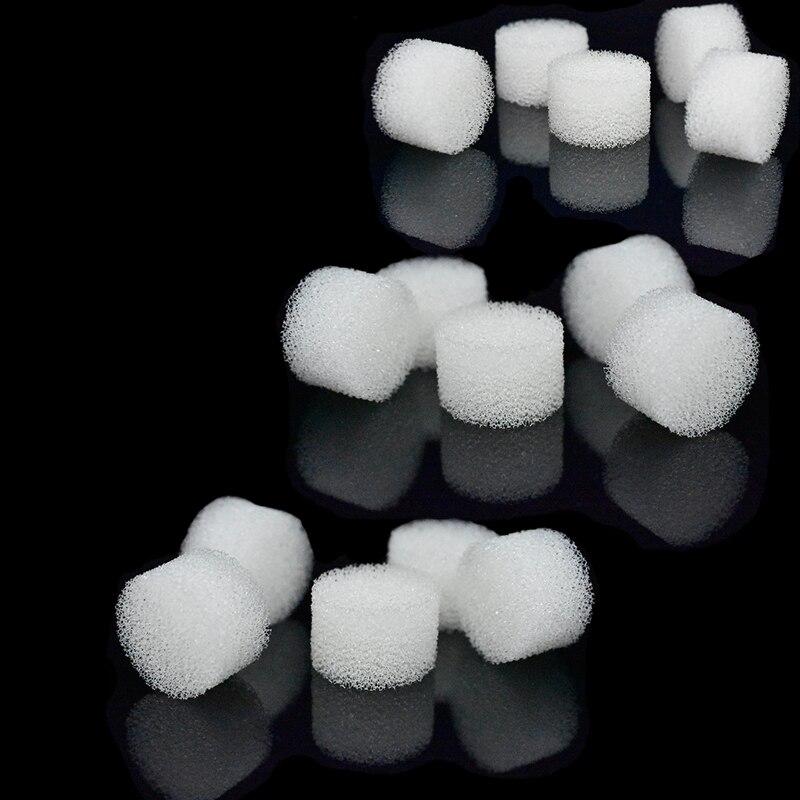 15Pcs Soft Filters Sponge Suit for Air Compressor Nebulizer Accessories Inhaler Catheter Atomizer Cu