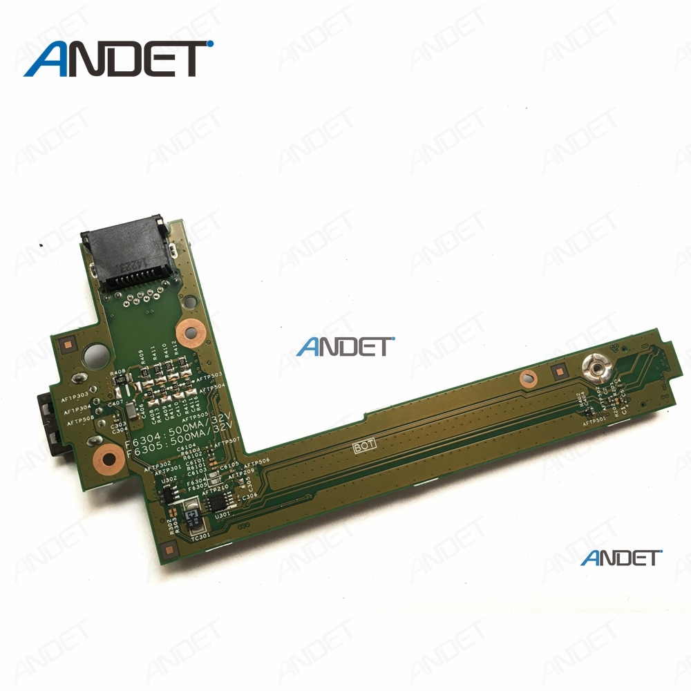 Nueva y Original TARJETA DE RJ-45 USB para Lenovo ThinkPad L440 Laptop 04X4820 48.4LG26. 011