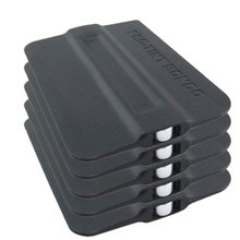 Магнитный скребок для Бондо CNGZSY, 5 шт., профессиональная тонировка, Пластиковая Магнитная пленка, скребок, Заводская розетка, виниловая пленка для автомобиля, инструмент для установки 5A19