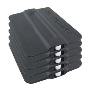 Image 1 - Магнитный скребок для Бондо CNGZSY, 5 шт., профессиональная тонировка, Пластиковая Магнитная пленка, скребок, Заводская розетка, виниловая пленка для автомобиля, инструмент для установки 5A19