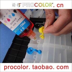 PROCOLOR 664 CISS Best Quality dye ink refill kit For Epson Expression ET-2500 ET2500 ET 2500 4550 ET-4550 ET4550 inkjet printer