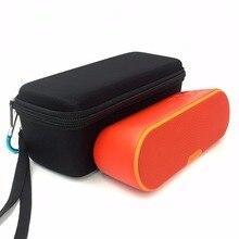 Sacoche de protection rigide de voyage pour Sony SRS XB2/SRS X33 EVA-espace supplémentaire pour les câbles
