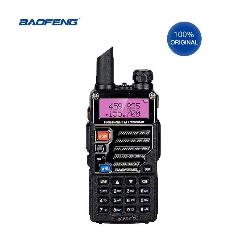 100% оригинальная Портативная радиостанция BAOFENG, Портативная радиостанция baofeng с каналом 128