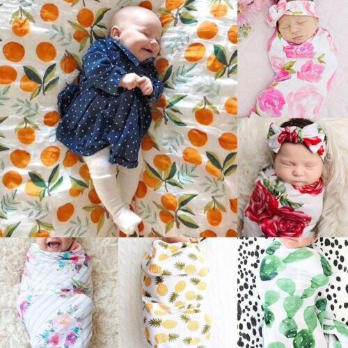 Suave bebé recién nacido niño niña Swaddle Wrap manta saco de dormir paño Reino Unido