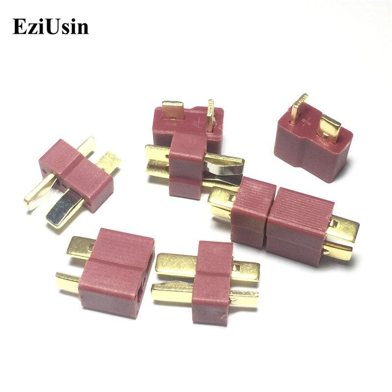 100 زوج من موصلات XT لبطارية ESC ، ذكر وأنثى ، 30 مللي أمبير