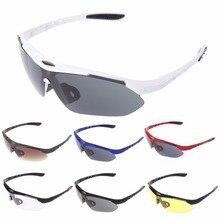 Homens Mulheres Óculos De Sol ao ar livre Esportes Ciclismo Bicicleta Da Bicicleta Equitação Óculos Óculos de Proteção