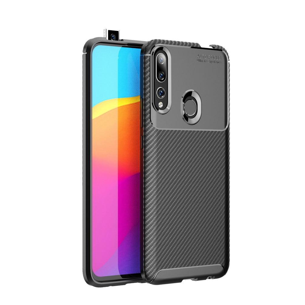 Teléfono de lujo para huawei Y9 primer 2019 armadura Fundas coque de...