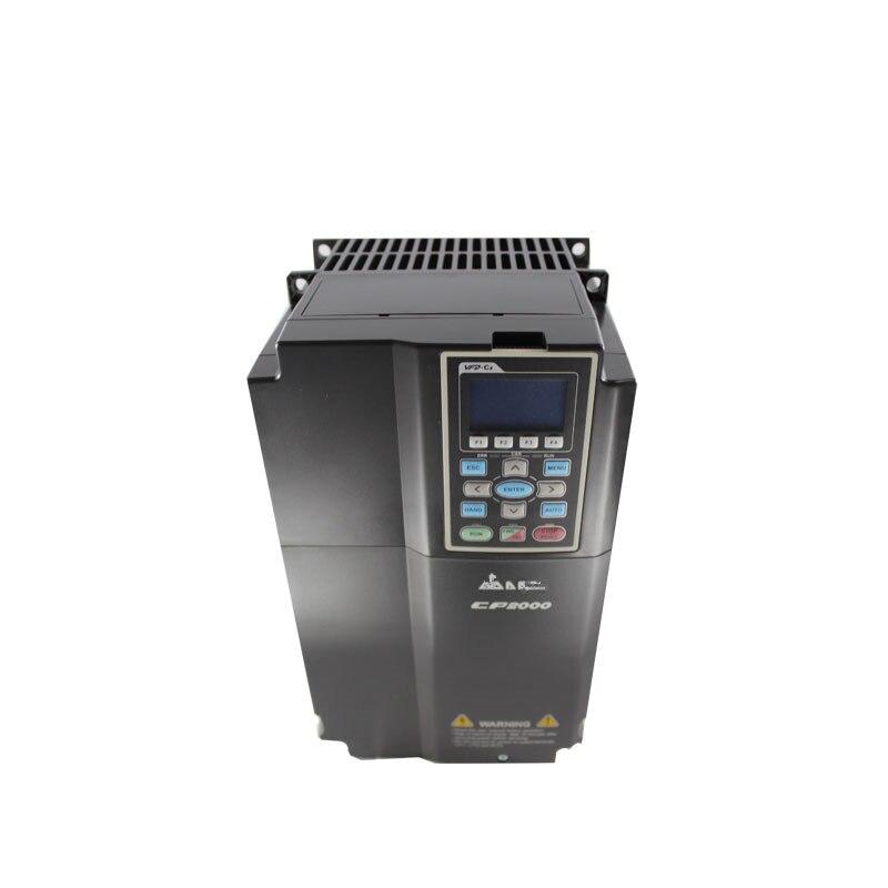 VFD185CP43B-21 VFD-CP2000 VFD inversor convertidor de frecuencia 18.5kw 25HP 3PH AC380-480V 600 HZ para ventilador y bomba de agua