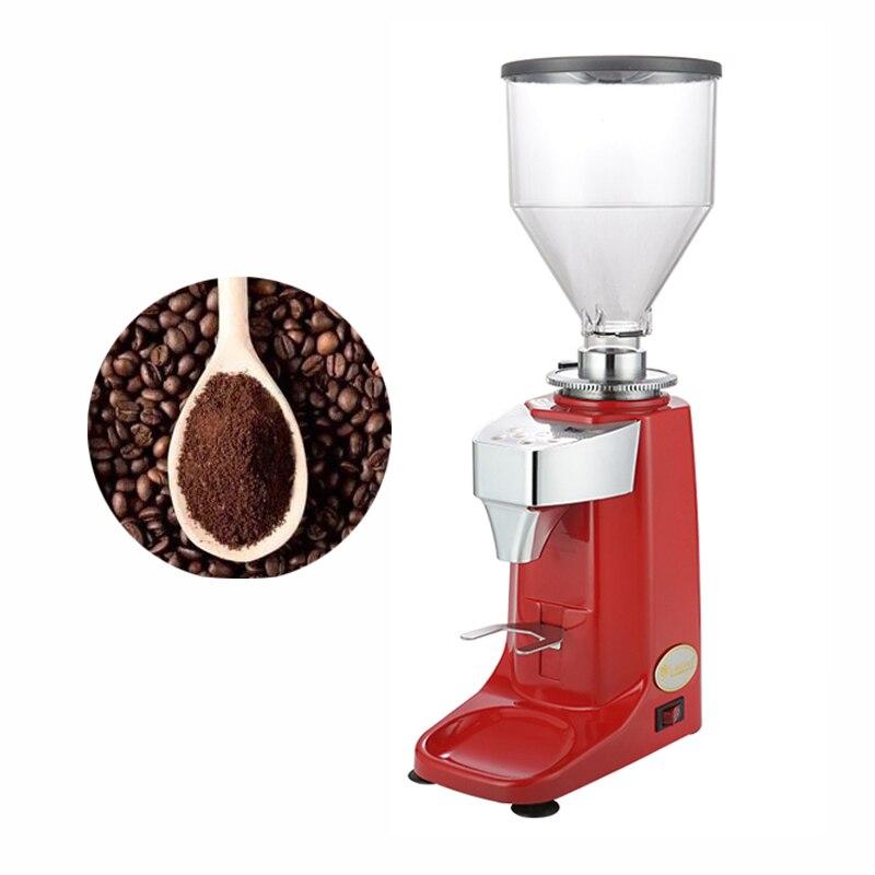 Molinillo doméstico de café comercial máquina de molienda cuantitativa italiana eléctrica 220 V/250 W máquina de café profesional SD-921L