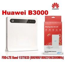 الأصلي هواوي B3000 4G LTE راوتر زائد 4g mimo هوائي SMA 49dbi كسب