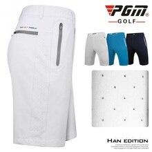 Pgm Golf Männer Elastische Schnell Trocknend Shorts Sommer Atmungsaktives Mesh Golf Shorts Komfortable Golf Bekleidung Größe 2Xs-3Xl A977