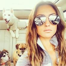 Fashion Classic Sunglasses Women Men Driving Mirror 2021 NEW Pilot Sun Glasses Women Men Brand Desig
