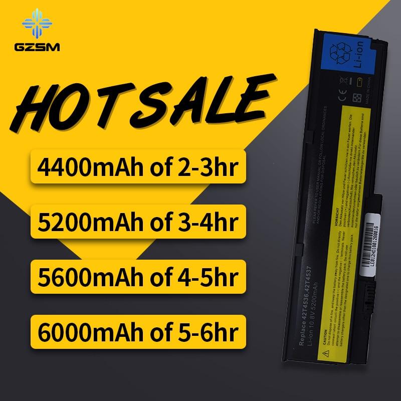 HSW батарея для LENOVO ThinkPad X200 X200S X201 X201i X201S 42T4834 42T4835 43R9254 42T4537 42T4541 42T4536 42T4538 bateria akku