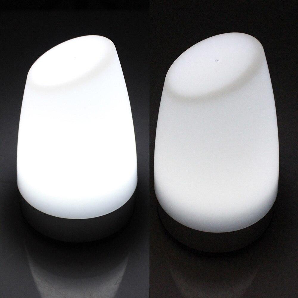 HGhomeart Moderne Tisch Lampe Led Nacht Licht Usb Led Licht Lampe Nacht Lampe Studie Lampe 11v-220v luminarias Nacht Led Licht