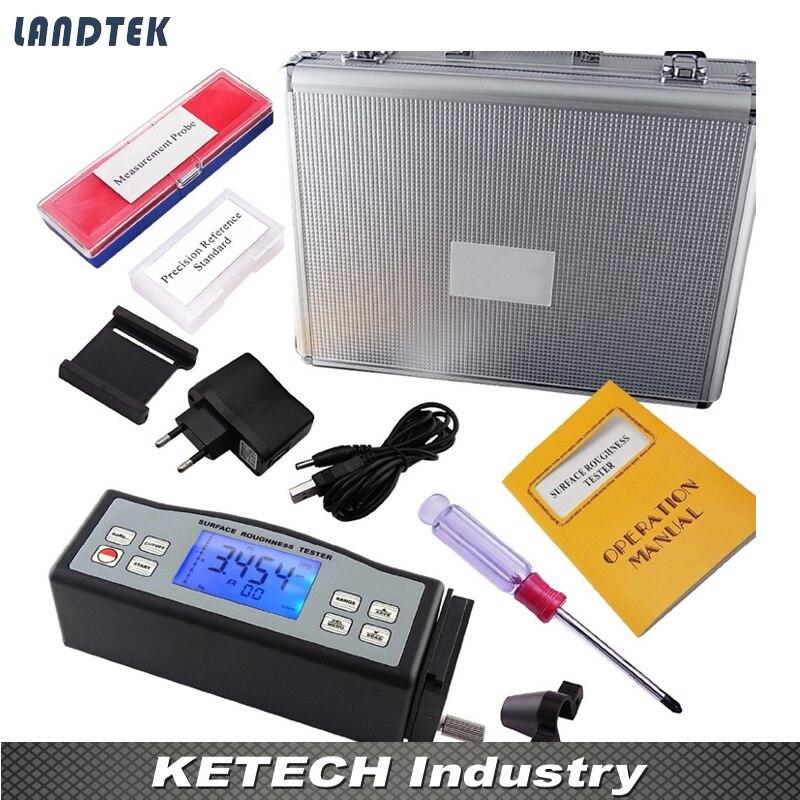 جهاز اختبار قياس خشونة السطح المحمول (Ra Rz) SRT6200 Lantek