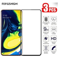 Full Cover Tempered Glass For Samsung Galaxy A80 Protective Film glass On The For Samsung Galaxy A90