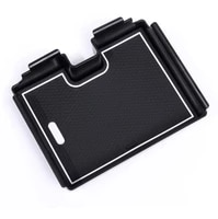 car accessories central armrest storage box suit for land range rover evoque 2012 2017 car styling