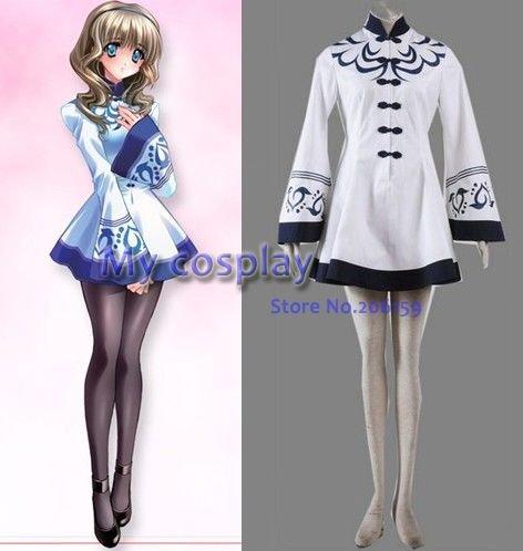 Touka Gettan Cosplay Japanese School Uniform Costume Store Spring Dresses For Halloween Clothing Women Dresses
