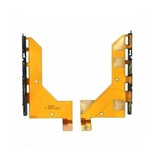 Chargeur de câble flexible de port magnétique pour Sony Xperia Z3 L55T L55U D6633 D6603 D6653 connecteur de charge câble flexible de Dock magnétique