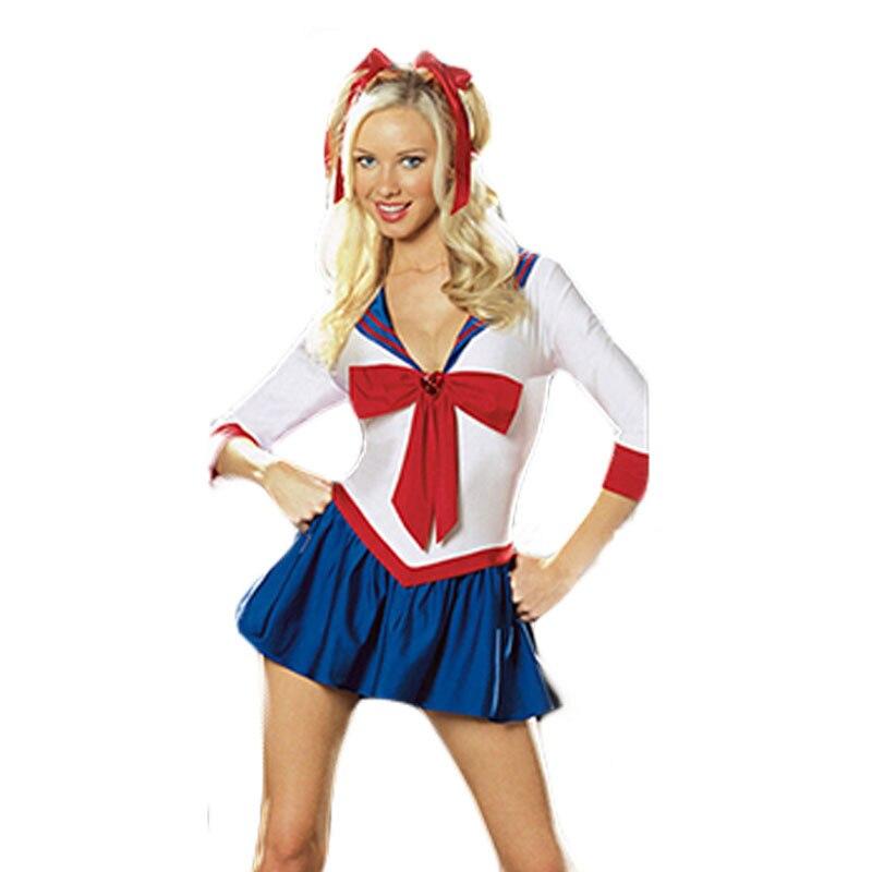 Disfraz De Halloween Para niñas, ropa Sexy con volantes, CC85, gran oferta