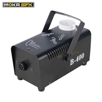 8 pcslot stage effect fx remote control fog machine fogger projector 400w upward smoke machine stage lighting fog maker