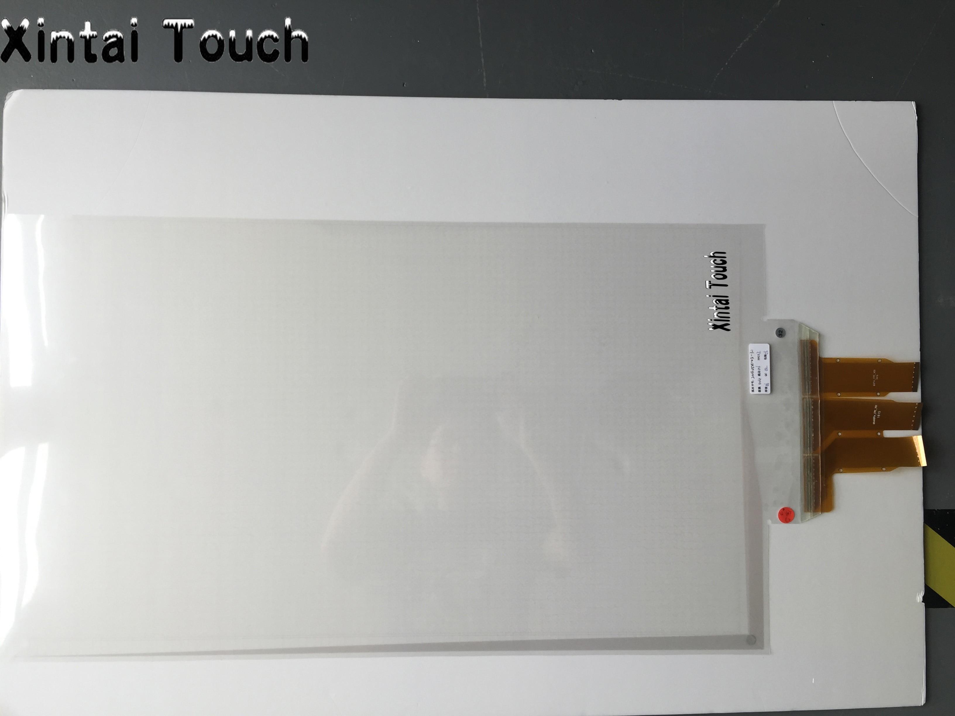 ¡En venta! Película para pantalla táctil interactiva USB de bajo costo de 86 pulgadas 20 puntos para quiosco táctil, mesa, etc.