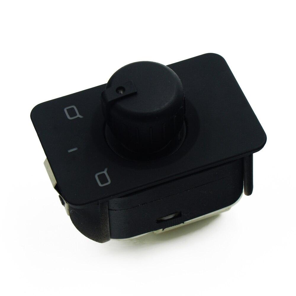 100% nuevo # ¡alta calidad! 4B0 959 565A para Audi A6 C5 A6 Avant interruptor de espejo lateral eléctrico sin memoria 4B0 959 551B