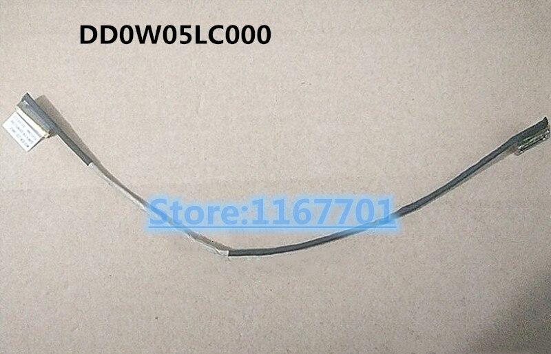 Nuevo Original ordenador portátil/portátil LCD/LED/cable LVDS para HP SPLIT X2 13-M 13-M210DX DD0W05LC000